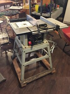 10 inch DELTA TABLE SAW $ 150