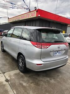 TOYOTA TARAGO 2007 • 8 SEATER •• NEW TIMING & 4 NEW TYRES & RWC & 4 CYLINDER 2.4 Litr Dandenong Greater Dandenong Preview