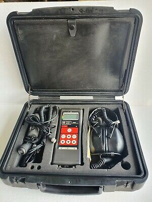 Spm T30 Basic Vibration Shock Pulse Meter - Machine Condition Monitoring Tester