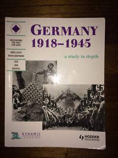 Germany 1918 - 1945 Textbook