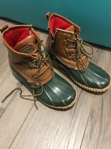 Size 6 winter girls boots