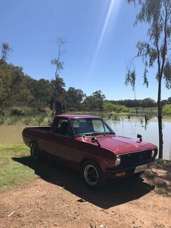 Datsun 1200 ute Renmark South Renmark Paringa Preview