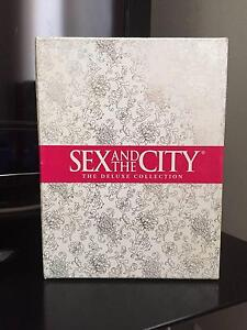Sex and the City - The Deluxe Collection Girrawheen Wanneroo Area Preview