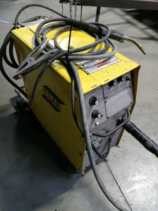 Esab Migmaster 251welder for parts