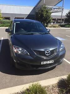 2008 Mazda Mazda3 Hatchback Peats Ridge Gosford Area Preview