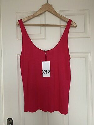 Zara Ladies Vest - New With Tags - Size M