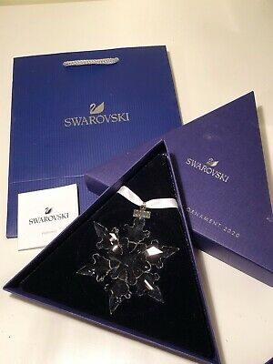 SWAROVSKI 2020 ORNAMENT Annual Edition-BRAND NEW AUTHENTIC 5511041