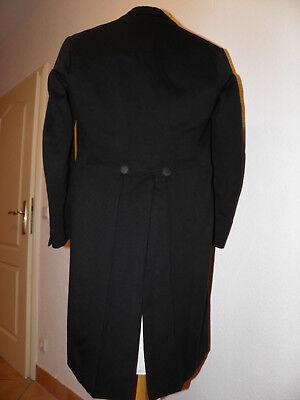 Antiker Anzug - Frack/Schwalbenschwanz/Gehrock/Jaket mit Frackhemd Gr 48/50 M
