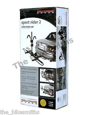 Hollywood HR1000 Y SportRider 2 Bike Car Rack fit 1-1/4