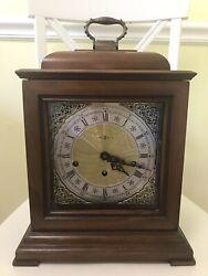 Howard Miller 612-437 Graham Bracket Mantel Clock, Triple Chime