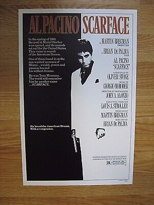 SCARFACE Poster 11