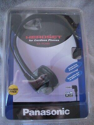 Panasonic KX-TCA60 Black Headband Headsets