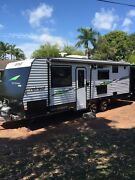 2017 Luxury22 foot caravan for HIRE (we tow and set it up) Sleeps Alexandra Headland Maroochydore Area Preview
