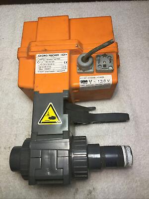Georg Fischer Gf Type Ea20 Actuator