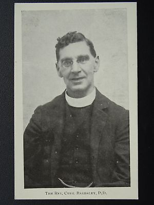 Rev Cyril Bardsley CMS Church Missionary Society AFRICA & THE EAST EXH c1910 PC