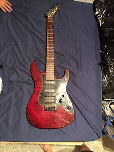 Guitar électrique Jackson