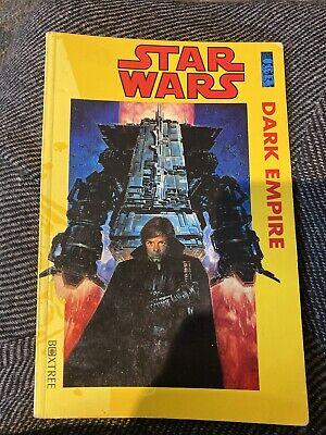 Star Wars Dark Empire Boxtree Graphic Novel