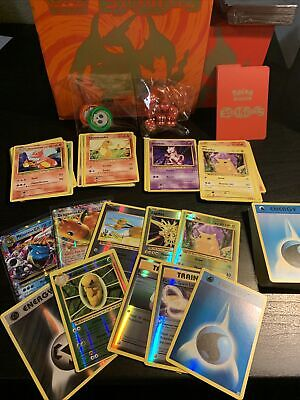 Pokemon XY Evolutions Elite Trainer Box. OPENED Packs. Everything Included