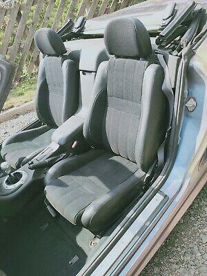 Daytona Interior Seats Doorcards MGTF