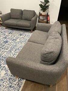 2 seater & 2.5 seater sofas - in great condition