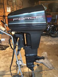 1993 Mercury Force 40HP outboard motor