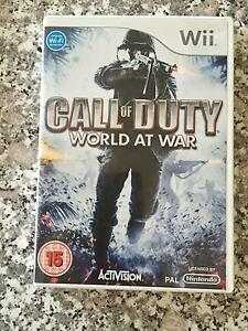 Wii call of duty Inglewood Stirling Area Preview