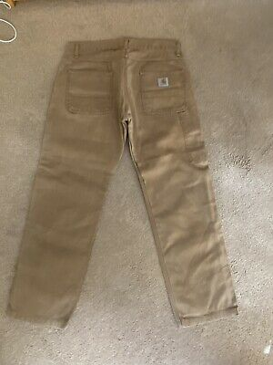 Carhartt Fort pant / Work Jeans. Vintage  W36-L32