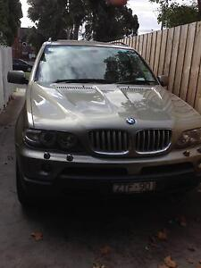 BMW X5 Wagon 117,000KM WITH BOOKS** LIKE NEW CONDITION NON SMOKER Essendon Moonee Valley Preview