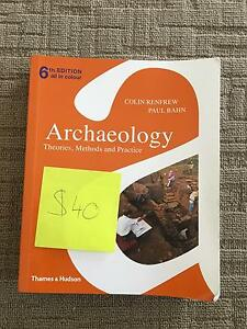 Archaeology: Theories, Methods and Practice Armidale Armidale City Preview