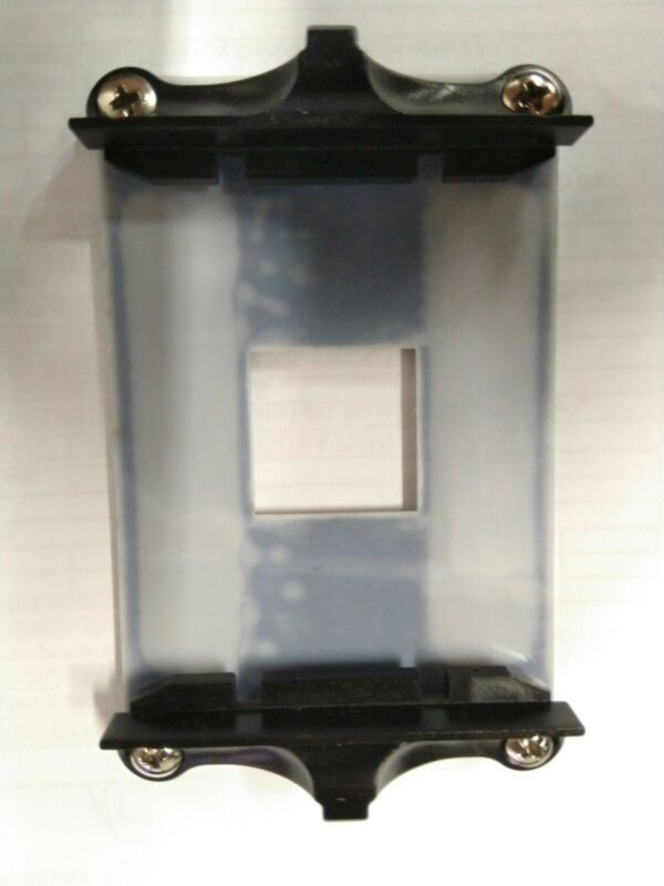 AMD CPU Fan Bracket for AM4 Socket Retention Mounting Bracket Radiator Holder