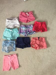 Toddler shorts for baby girls 3T