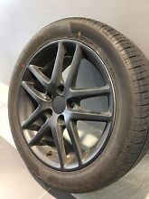 """HONDA ACCORD EURO MY05 17"""" GENUINE ALLOY WHEELS AND TYRES Carramar Fairfield Area Preview"""