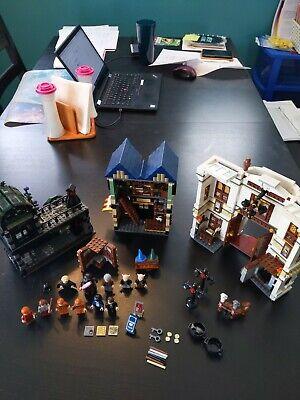 LEGO Harry Potter 10217 Diagon Alley set
