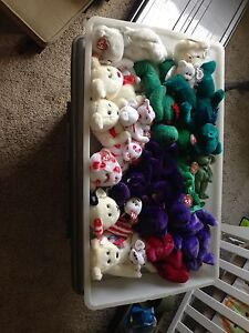Beanie Baby and Beanie Buddy Collection  Stratford Kitchener Area image 4