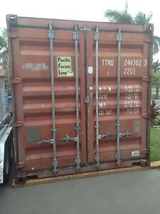 Shipping container 20ft Scarborough Redcliffe Area Preview