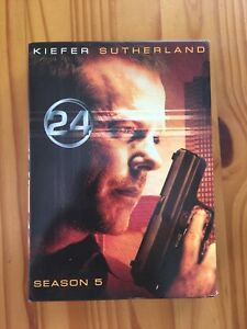 24 Season 5 DVD Set