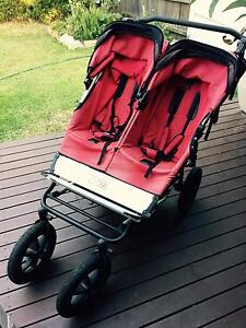 Double mountain buggy stroller Dee Why Manly Area Preview