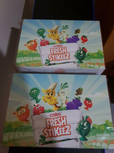 Fresh Stikeez Folders Other Antiques Art Amp Collectables