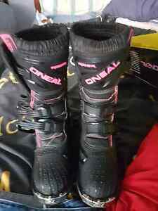 For sale  my daughter  motorbike  gear Macquarie Fields Campbelltown Area Preview