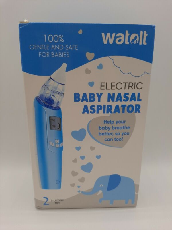 Watolt Baby Nasal Aspirator Electric Nose Suction for Baby - Automatic