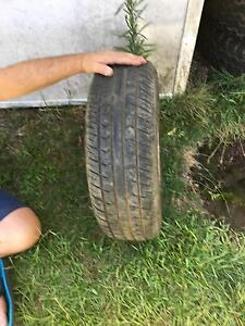 Suzuki sierra tyre good condition Pendle Hill Parramatta Area Preview