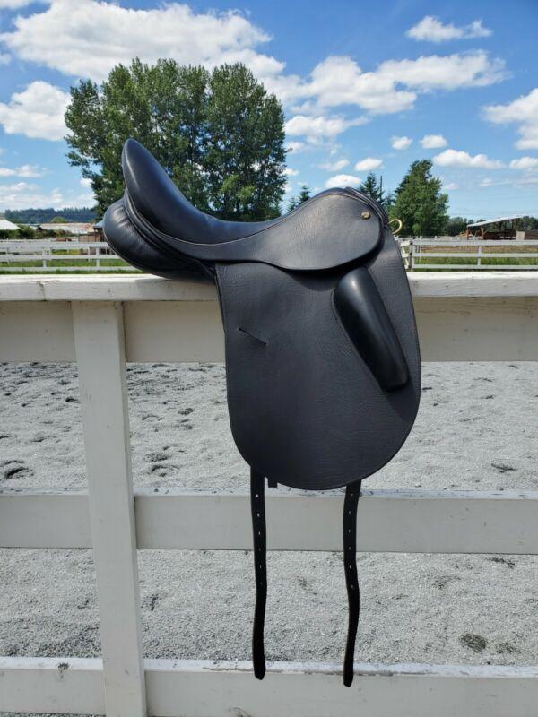 jrd dressage saddle