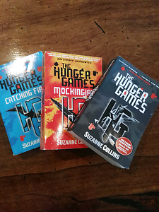 Hunger Games books Applecross Melville Area Preview