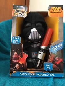 DARTH VADER GOGLOW PAL Caulfield East Glen Eira Area Preview