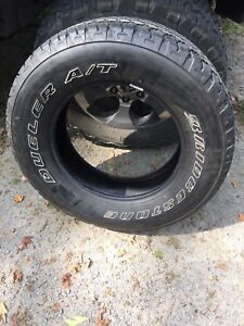 A/T bridgestone tires