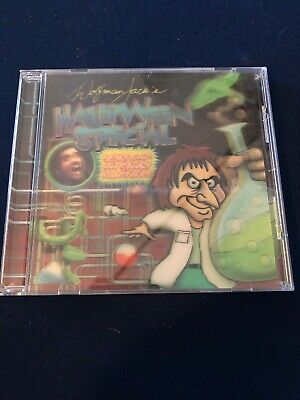 Wolfman Jack's Halloween Special: Scary Sounds by Various Artists (CD, - Wolfman Jack Halloween Special