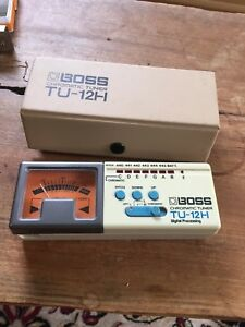 Boss Chromatic Tuner $25