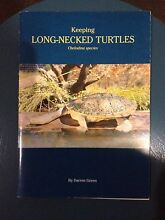 Keeping Long-Necked Turtles Glenvale Toowoomba City Preview