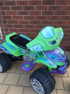 Heavyduty quadbike for upto 10-15years old Hampton Park Casey Area Preview