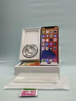 Apple iPhone 12 mini A2176 128GB White! Factory Unlocked! Free Fast Shipping!